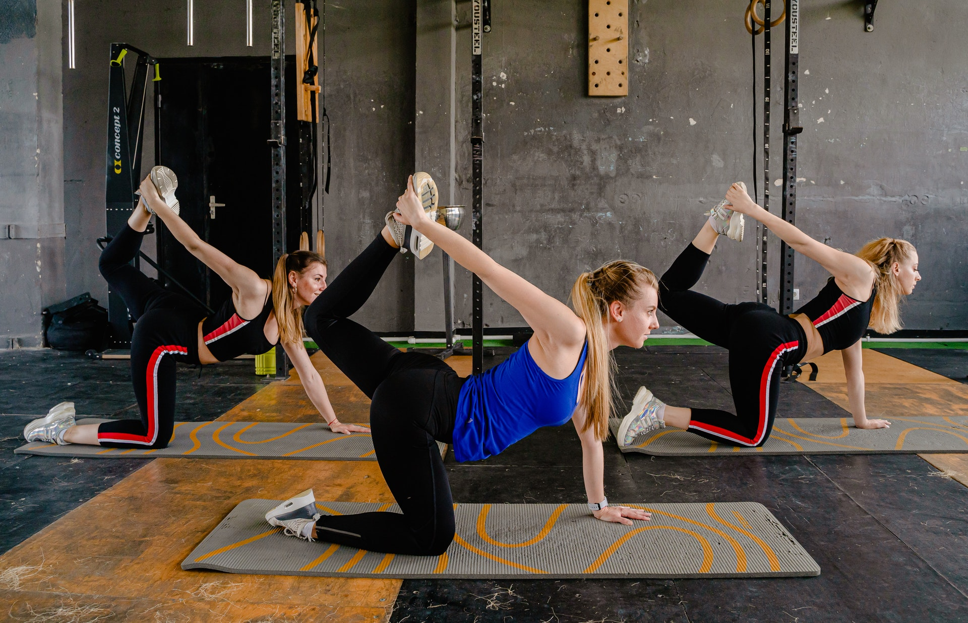 COVID-19 Prompts Health and Fitness Craze